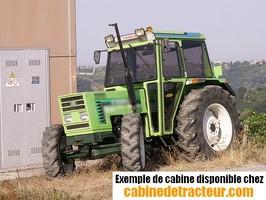 Cabine pour tracteur agricole de marque Agrifull