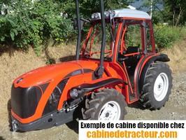 Cabine pour tracteur agricole de marque Antonio Carraro