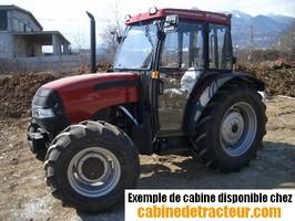 Cabine pour tracteur agricole de marque Case IH