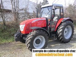 Cabine pour tracteur agricole de marque Mc Cormick