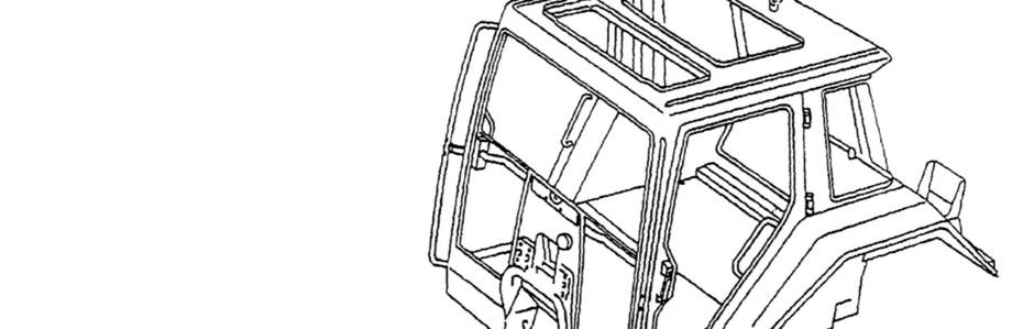 cabine de tracteur - tracteur agricole - Ital Express - spécialiste pièces détachées - pieces de rechange - cabine de tracteur toutes marques
