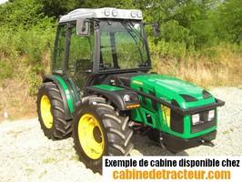 Cabine pour tracteur agricole de marque  Ferrari