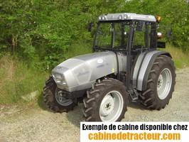 Cabine pour tracteur agricole de marque Lamborghini
