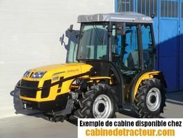Cabine pour tracteur agricole de marque Pasquali