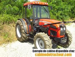 Cabine pour tracteur agricole de marque Valpadana