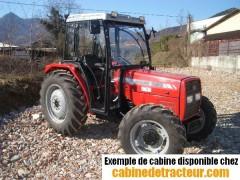 Cabine pour tracteur agricole de marque Massey-Fergusson