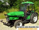 Cabine de tracteur Deutz Agroplus S 320-410-420